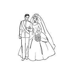 les mariés pour les anniversaires de mariage